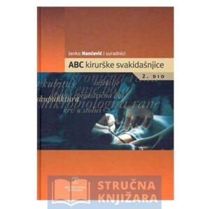 abc-kirurske-svakidasnjice-2-dio-janko-hancevic-Strucna-Knjizara