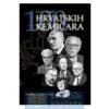 Naslovnica knjige koja prikazuje lica vodećih hrvatskih kemičara