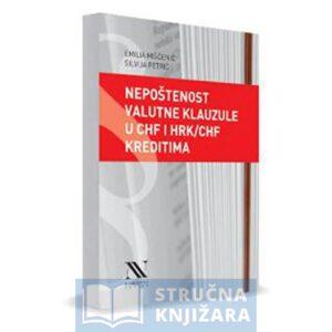 Nepostenost-valutne-klauzule-u-CHF-i-HRK-CHF-kreditima-Emilia-Miscenic-i-Silvija-Petric-Strucna-knjizara