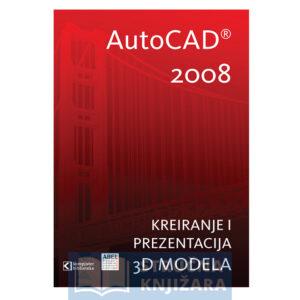 Knjiga-Autocad-2008-3d-Strucnaknjizara