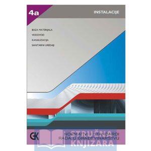 Normativi i standardi rada u građevinarstvu-instalacije-4a