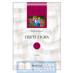 Dijete_i_igra-Mirjana_Duran-Strucnaknjizara