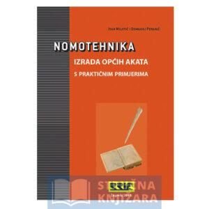 Nomotehnika-Izrada_opcih_akata_s_prakticnim_primjerima-Ivan_Milotic-Domagoj_Peranic-Strucnaknjizara
