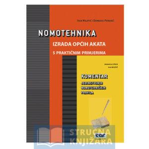 Nomotehnika-izrada_opcih_akata-Komentar_jedinstvenih_nomotehnickih_pravila-Strucnaknjizara