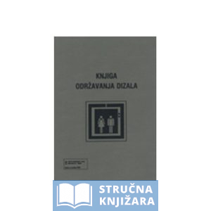 Knjiga održavanja dizala