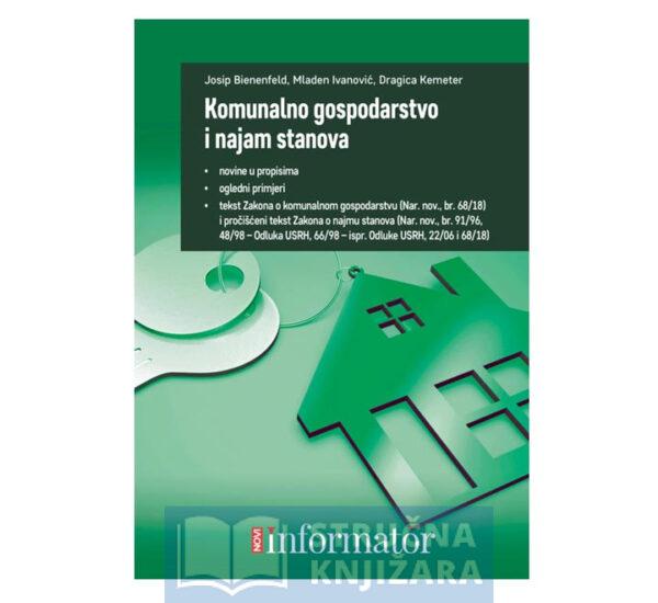 Komunalno gospodarstvo i najam stanova - strucnaknjizara