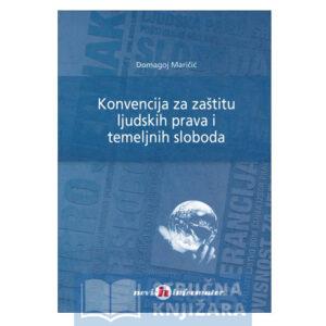Konvencij za zaštitu ljudskih prava i temeljnih sloboda Domagoj Marićić