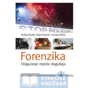 Forenzika - Osiguranje mjesta događaja