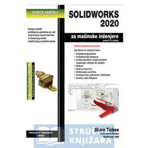 Knjiga_SolidWorks-2020-Sham-Tickoo-Strucnaknjizara