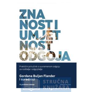 Knjiga-Znanost-i-umjetnost-odgoja-Gordana_Buljan_Flander-2-izdanje-Strucnaknjizara