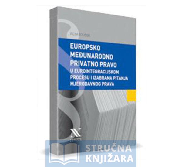 Knjiga-EuropskoMedjunarodnoPrivatnoPravo