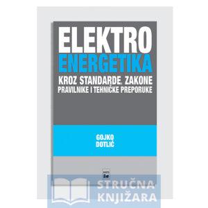 Knjiga-Elektroenergetika-Gojko_Dotlic-Strucnaknjizara