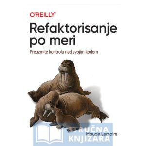 Knjiga-Refaktorisanje_po_meri-preuzmite-kontrolu-nad-svojim-kodom-Strucnaknjizara