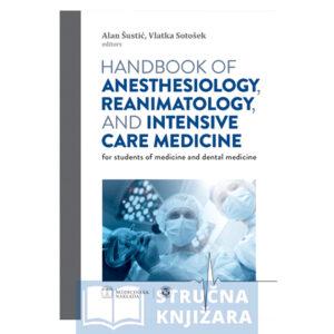 Knjiga-handbook-of-anesthesiology-reanimatology-and-intensive-care-medicine-Strucnaknjizara